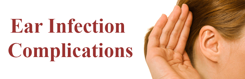 ear infection Complications