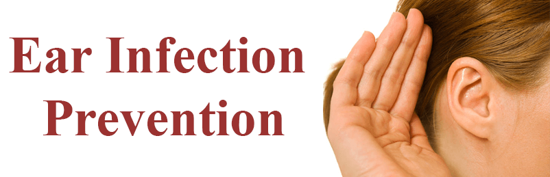 ear infection prevention