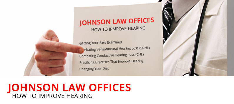 how to improve hearing