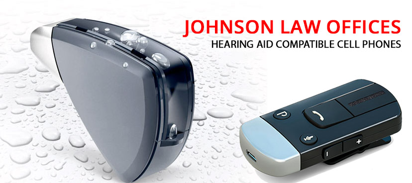 Hearing Aid Compatible Cell Phones