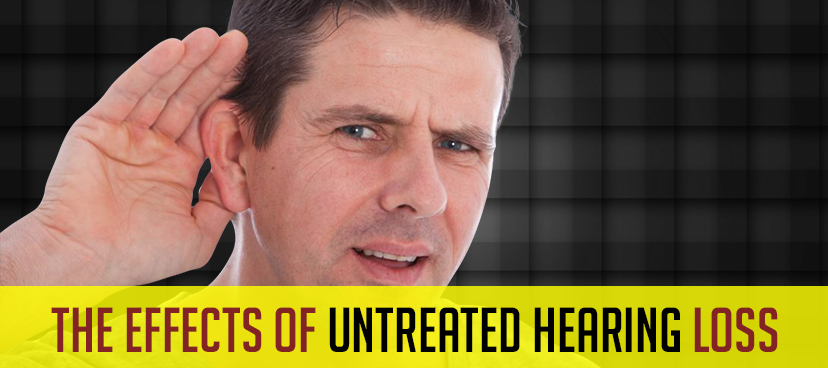 The effects of untreated hearing loss