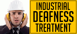 Industrial deafness treatment